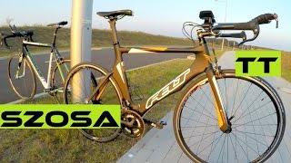 Rower triathlonowy / czasowy vs szosowy. Który rower wybrać? Różnice i podobieństwa.
