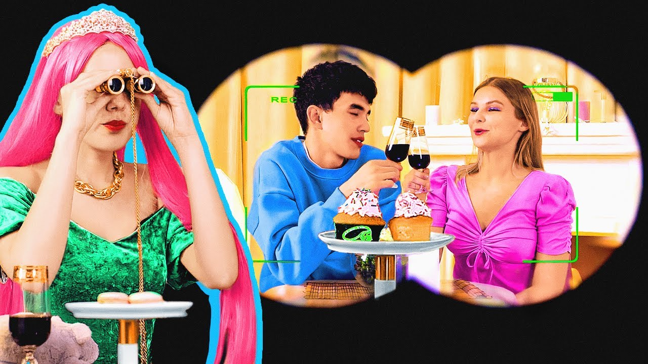 Is he cheating on me?! Spy Hacks for Suspicious Girls