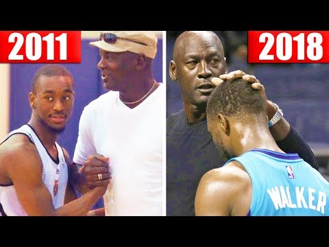 The Untold Story Of Kemba Walker & Michael Jordan