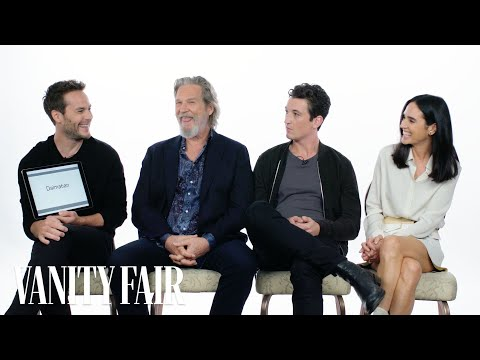 Miles Teller, Jeff Bridges, Taylor Kitsch, & Jennifer Connelly Explain Firefighter Slang