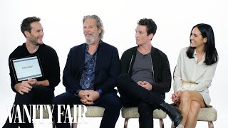 Miles Teller, Jeff Bridges, Taylor Kitsch, & Jennifer Connelly Explain Firefighter Slang