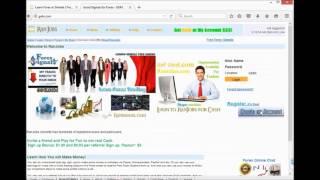 (පළමු පියවර) Introduction About Forex Signals And RanJobs
