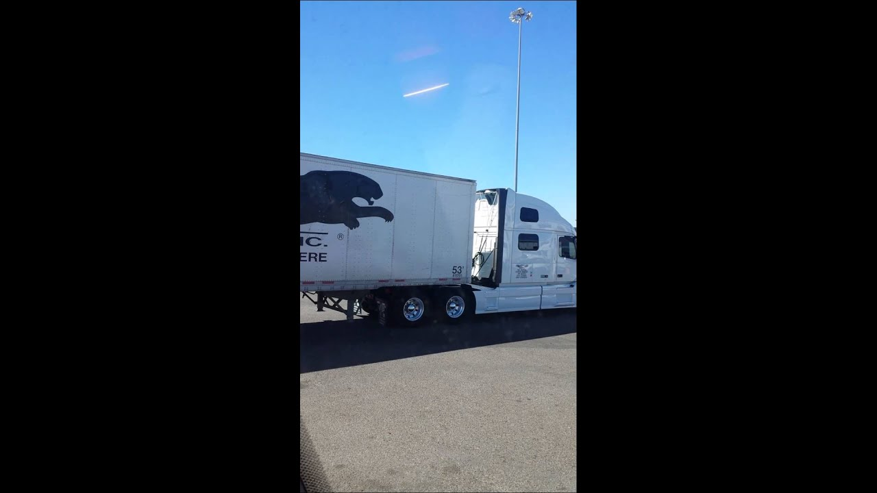 panther expedited services driver laredo, tx - YouTube