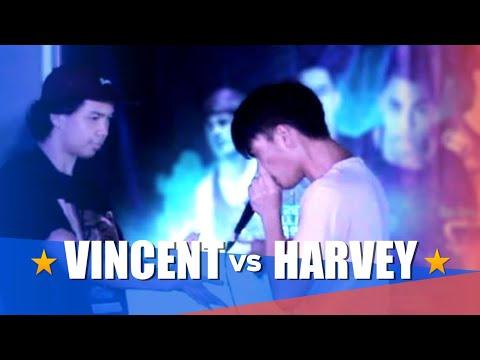 Philippine Beatbox Battle   VINCENT vs HARVEY   1/4 FINAL