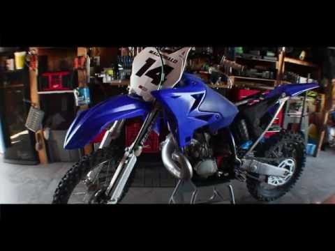 Cleaning Air Filter On Dirtbike | Dirtbike Maintenance | Yamaha YZ250