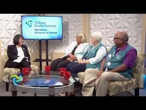 Talk Trillium Episode 4 - our Volunteers at Trillium Health Partners