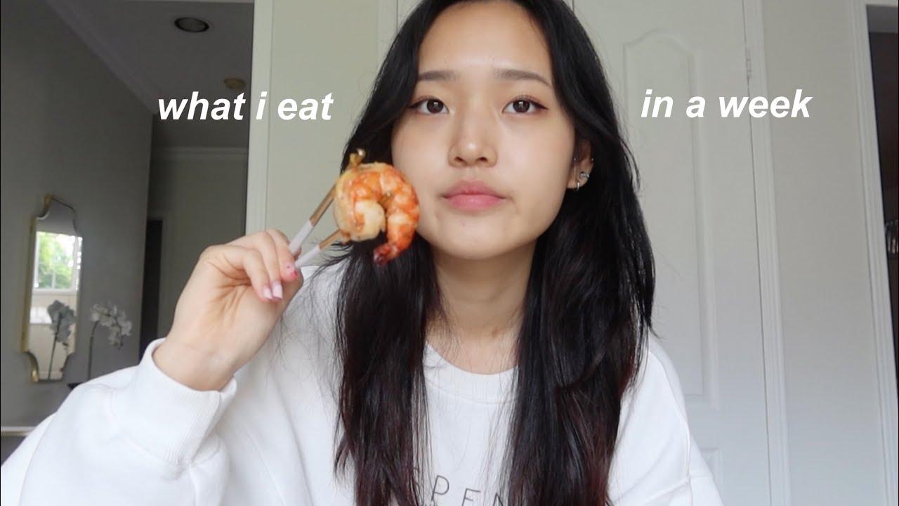 Download what i eat in a university week (korean food & realistic)