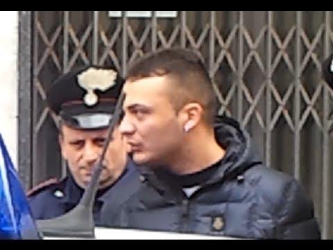 Caserta - Rapine In Gioiellerie 5 Arresti (27.03.13)