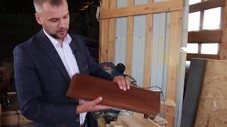 видео Планкен из лиственницы
