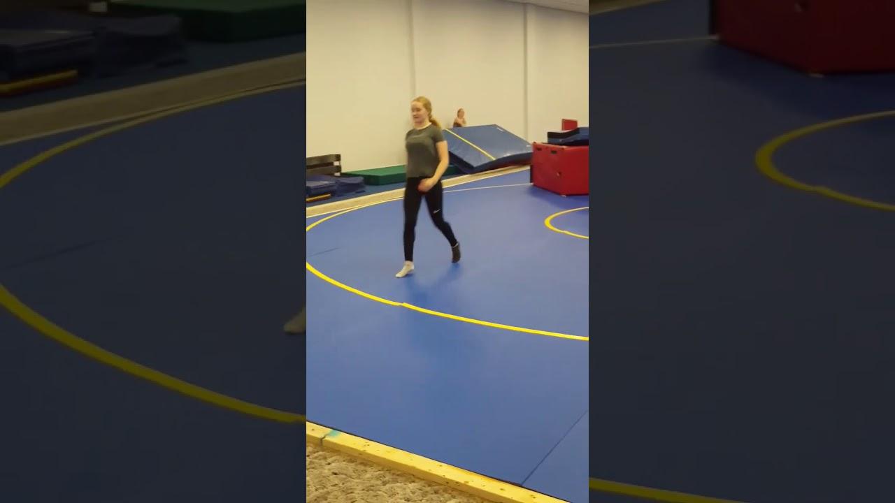 TNT Gymnastics - Xcel Bronze Floor Routine 2020