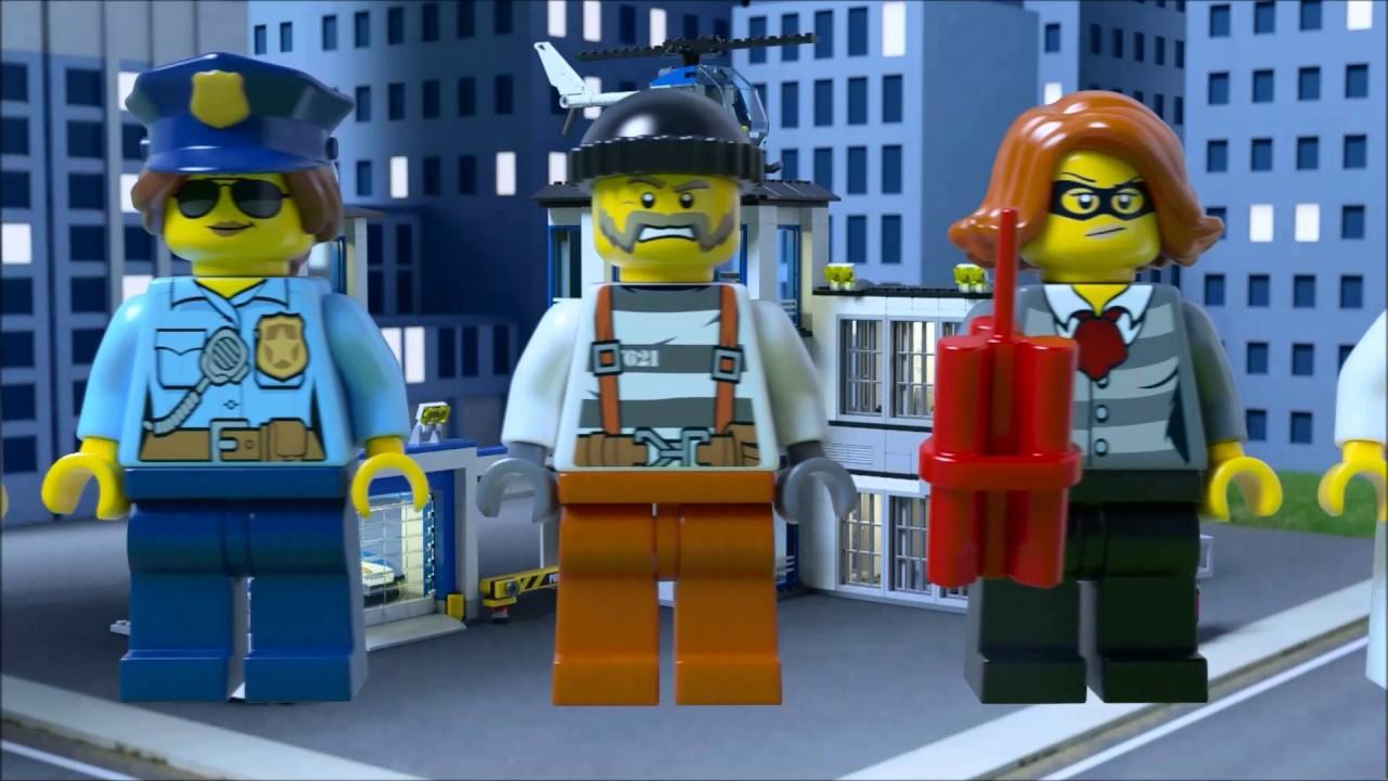 Smyths Toys Lego 60141 City Police Station Youtube