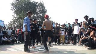 Group Dance Fights | SHILLONG VS  GUWAHATI |ASSAM DOWN TOWN UNIVERSITY | ATTITUDE 2018