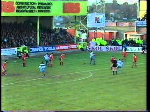1992-02-16 Swindon Town vs Aston Villa [full match]