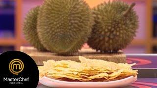 Hidangan untuk Matheo dan Yuki Kato [Master Chef Indonesia Session 4] [29 Agustus 2015]