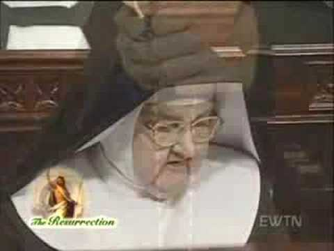 mother angelica rosary part 1