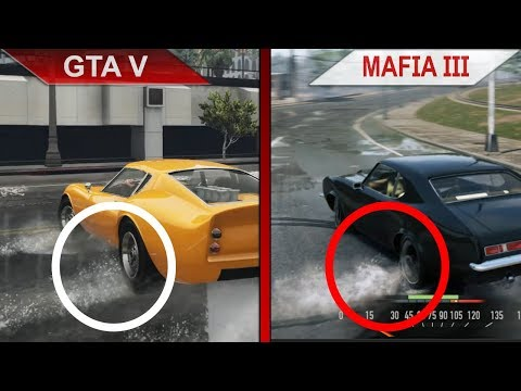 THE BIG GTA V vs. MAFIA III SBS COMPARISON 3   PC   ULTRA