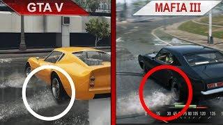 THE BIG GTA V vs. MAFIA III SBS COMPARISON 3 | PC | ULTRA