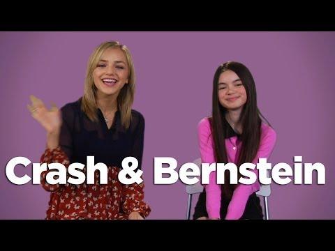 Landry Bender & Oana Gregory in Crash and Bernstein 1 to 1!