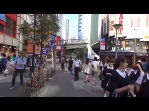 [Wandering] Ikebukuro Sunshine Road