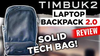 Timbuk2 Q 2.0 Laptop Backpack Review - SOLID EDC / Tech Bag