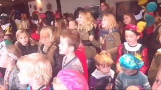 Videoclip Danspiet in Slagharen Hupsakee