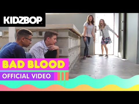 KIDZ BOP Kids  Bad Blood  Music  KIDZ BOP 30