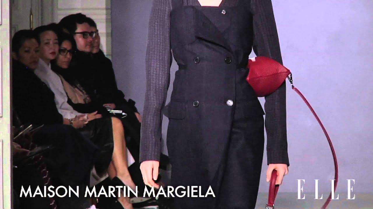 Défilé Maison Martin Margiela Automne Hiver 2014 2015