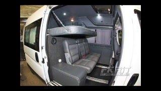 Переоборудование фургона Peugeot(, 2016-04-08T08:29:54.000Z)