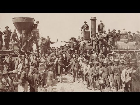 Transcontinental Railroad & The