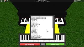 How to Play [ROBLOX Piano] John Legend - All Of Me [EASY] [FULL]