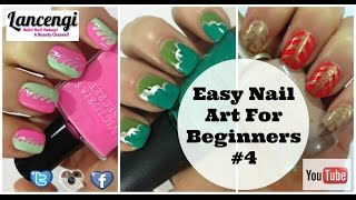 Easy Nail Art Designs For Beginners #4 - Summer Designs