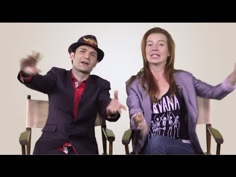 Corey Feldman and Tanna Frederick talk 'The M Word'  Splash  TV  Splash  TV