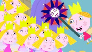 Ben and Holly's Little Kingdom | So Many Holly!!! | 1Hour | HD Cartoons for Kids