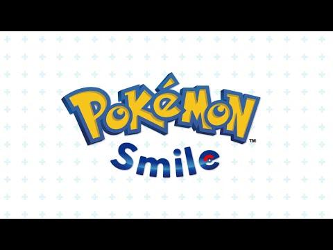 Brush along with Pokémon in Pokémon Smile!