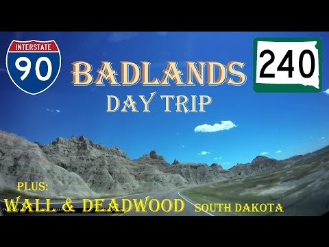 Time Lapse: Day Trip to Wall Drug, Badlands National Park, and more!