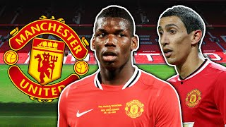 Top 10 Manchester United Rejects | di Maria, Pogba & Forlan! | Football Daily