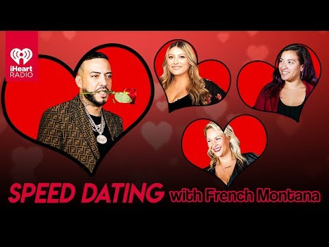 French Montana Speed Dates With 3 Lucky Fans! | Speed Dating