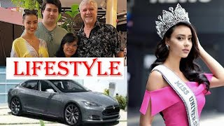 Miss Thailand Amanda Obdam Biography | Family | Childhood | House | Net worth | Affairs