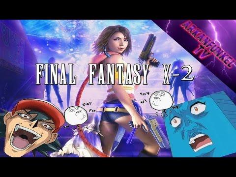La peor secuela de Square Enix: Final Fantasy X-2