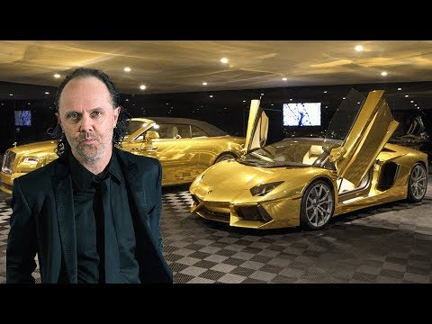 Lars Ulrich's Lifestyle ★ 2018