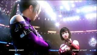 """TEKKEN TAG TOURNAMENT 2 Opening Cinematic HD """"Console"""" BEST QUALITY!"""