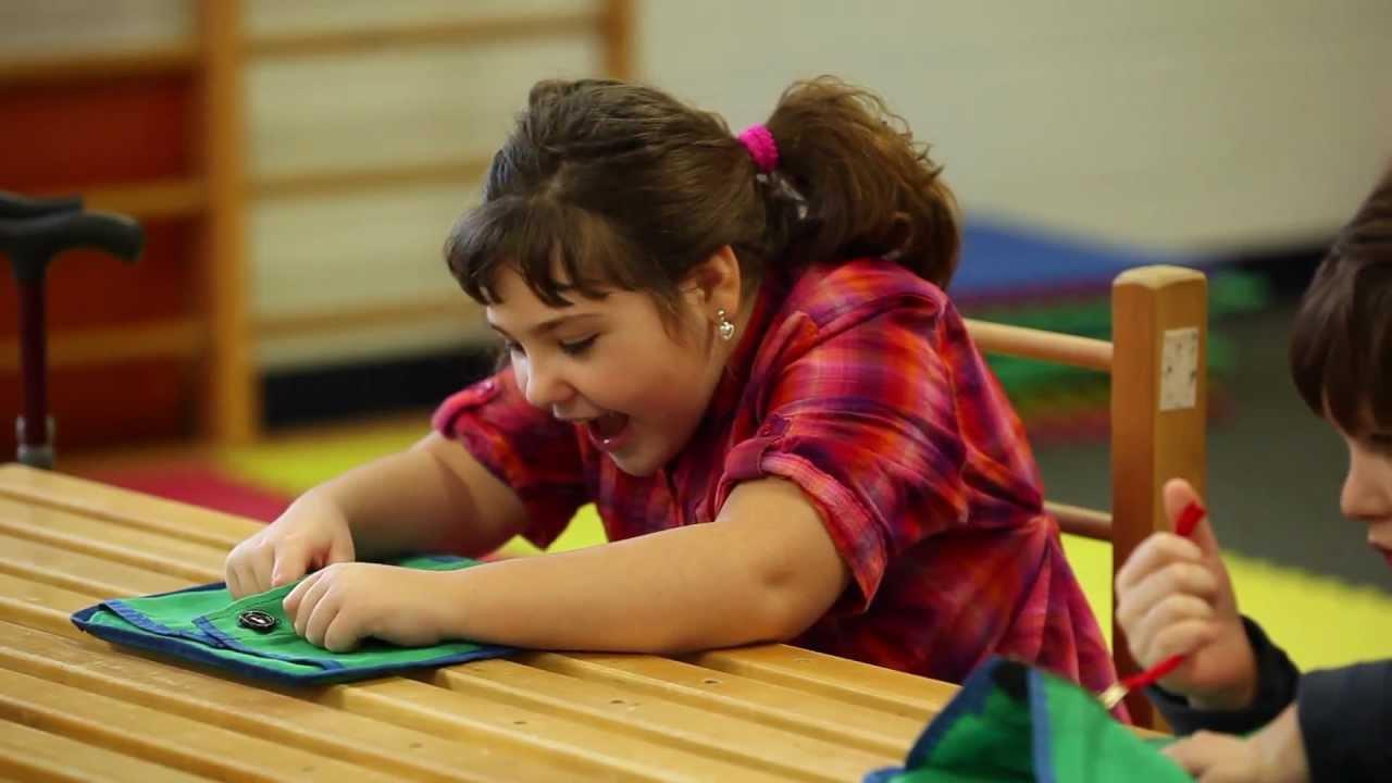 Conductive Learning Center, Grand Rapids, MI Program Video ...