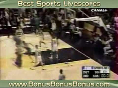 1998-99 Buzzerbeaters Top Ten
