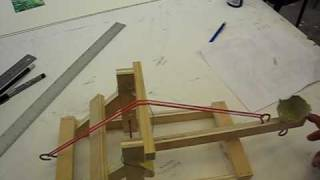 Homemade Catapult - Launcher For Project 2...