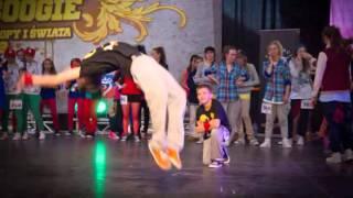 Krajowe Mistrzostwa IDO HIP HOP, Electric Boogie, Break Dance - Szczecin 2012