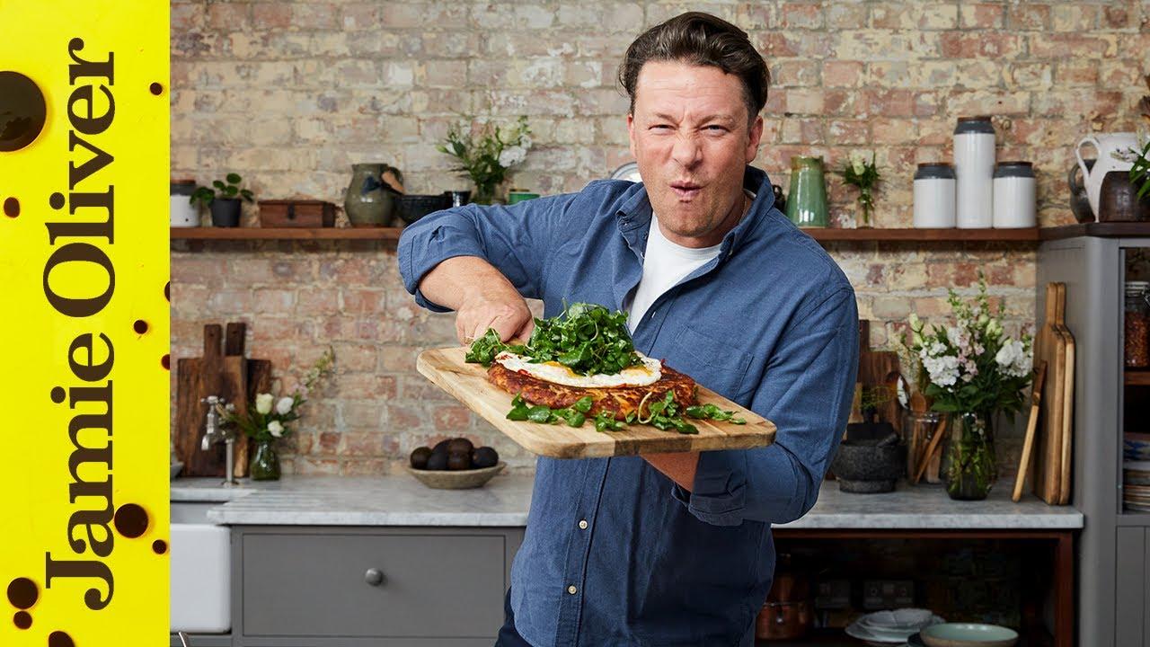 Root Veg Hash  | Jamie Oliver | UK | AD