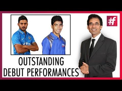 Bumrah and Pandey – Future Stars of Indian Cricket Team   India vs Australia Series