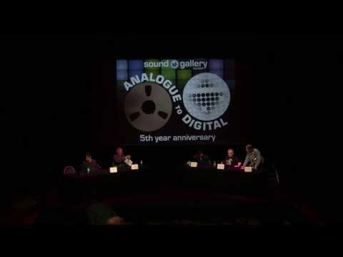 The Digital Future of Music - Analogue to Digital Music Expo 2013