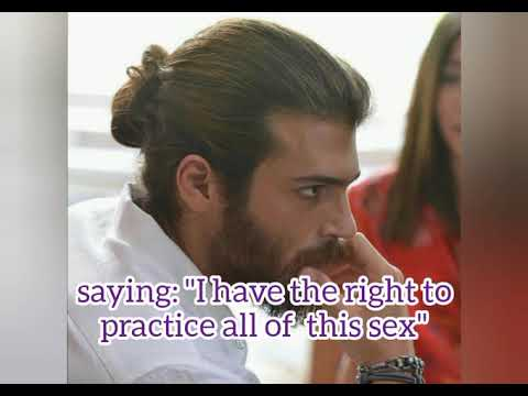 Can Yaman:I like to have sex with Beautiful women|Reveals the of his relationshi with Demet Ozdemir