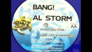 Bang! vs Al Storm - Love, life & happiness (Darwin remix) FULL HQ [247HC002]
